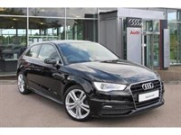 Used Audi A3 T FSI S-Line (122PS) *High Specification*
