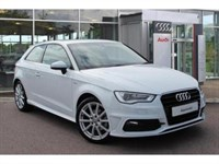 Used Audi A3 T FSI S-Line (122PS) S Tronic *Cruise Control - Rear Park*