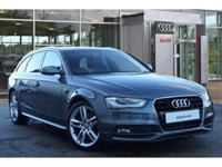 Used Audi A4 TDI (150 PS) S-Line Avant *Technology Pack*