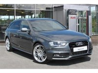 Used Audi A4 TDI (245 PS) quattro S Line Avant