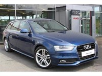 Used Audi A4 TDI (177 PS) quattro S-Line Avant *Sat Nav - Heated Seats*