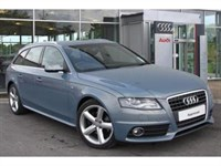 Used Audi A4 TDI (143 PS) S-Line Avant *Audi Approved Warranty*