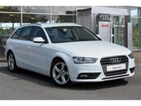 Used Audi A4 TDIe (136 PS) SE Technik Avant *Heated Seats*