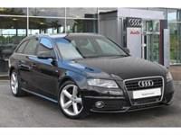 Used Audi A4 TDI (170 PS) S-Line Avant *Sat Nav*