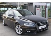 Used Audi A4 TDIe (136PS) SE Technik *Sat Nav & Heated Setas*