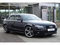 Used Audi A4 TDI (136 PS) Black Edition
