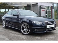 Used Audi A4 TDI (190 PS) S-Line Special Edition