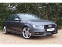 Used Audi A4 TDI (177PS) S Line