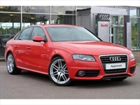 Used Audi A4 TDI (143 PS) S-Line Special Edition
