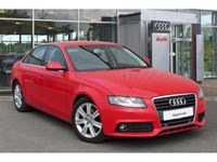 Used Audi A4 TDIe (136 PS) Technik *Sat Nav - Full Leather*