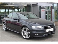 Used Audi A4 TDI (177PS) S Line *Sat Nav - 19in Alloys*