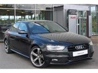 Used Audi A4 TDI (143 PS) Black Edition *Front & Rear Park Sensors*