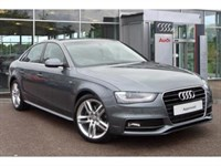 Used Audi A4 TDI (150 PS) S-Line *Audi Approved*