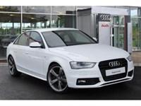 Used Audi A4 TDI (150 PS) Black Edition *Heated Seats - B&O*