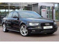 Used Audi A4 TDI (177PS) S Line *Technology Pack*
