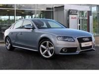 Used Audi A4 TDI (143 PS) S-Line *Audi Warranty*