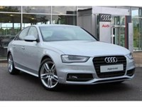 Used Audi A4 TDI (177PS) S Line *Heated Seats & Cruise*