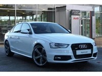 Used Audi A4 T FSI (225 PS) quattro Black Edition *Huge Spec*