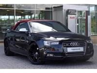 Used Audi A5 3.0 TDI (245ps) quattro S Line *Low Mileage*
