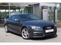 Used Audi A5 TDI quattro S-Line (245ps)