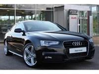 Used Audi A5 TDI S-Line (177ps) *Sat Nav*
