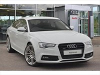 Used Audi A5 TDI (177ps) quattro Black Edition