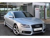 Used Audi A5 TDI (143 PS) S-Line *High Spec - Sat Nav*