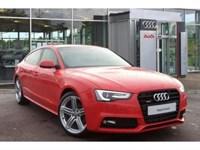 Used Audi A5 TDI (245ps) quattro S Line