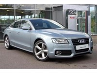 Used Audi A5 T FSI S-Line