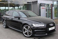 Used Audi A6 TDI Ultra Black Edition 5dr