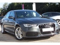 Used Audi A6 TDI (190PS) Ultra S Line