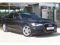 Used Audi A6 TDI (177 PS) S-Line