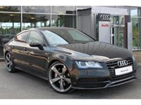 Used Audi A7 BiTDI quattro Black Edition 313PS