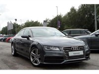 Used Audi A7 TDI quattro S Line *Demonstrator*