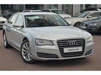 Used Audi A8 TDI (250 PS) quattro SE Executive *Front and Rear Camera*