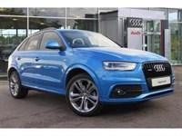 Used Audi Q3 TDI quattro S-Line Plus (140ps) S Tronic) *Panoramic Glass Su