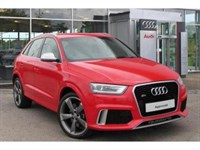 Used Audi Q3 TFSI (310ps) quattro S tronic *Sat Nav - Bose*
