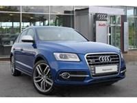 Used Audi Q5 BiTDI Quattro *Sat Nav - Heated Seats*