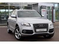 Used Audi Q5 TDI quattro S Line (143 PS) *Technology Pack*