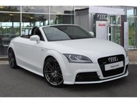 Used Audi TT TDI quattro Black Edition *19in Alloys - Bose*