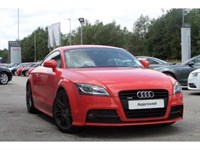 Used Audi TT TDI quattro Black Edition (170PS)
