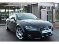 Used Audi TT T FSI (200 PS) *Magma Red Leather*