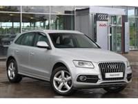 Used Audi Q5 T FSI quattro S Line (225PS)