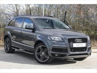 Used Audi Q7 TDI quattro (245 PS) S-Line Plus