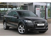Used Audi Q7 TDI quattro (240 PS) S-Line, Teck Pack High,Colour Driver inf