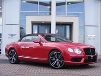 Used Bentley Continental GTC 13-13 V8 Mulliner--One Owner