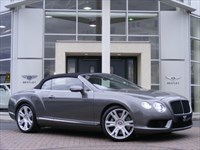 Used Bentley Continental GTC 13-13 V8--Low Mileage