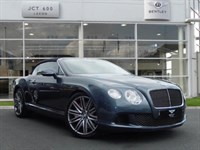 Used Bentley Continental GT 14-14 Only 1,800 miles