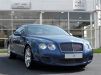 Used Bentley Continental GT Mulliner only 14010 miles