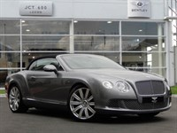 Used Bentley Continental GTC 12-12--One Owner-Only 2900 miles